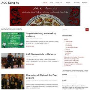 ACC Kung Fu La Chapelle sur Erdre