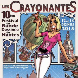 Festival BD Les Crayonantes