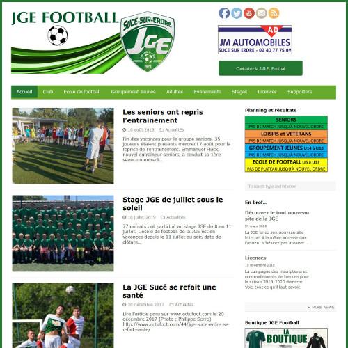 JGE Football